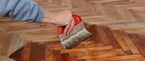 Vloer onderhouden met olie